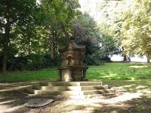 Major Barker's fountain