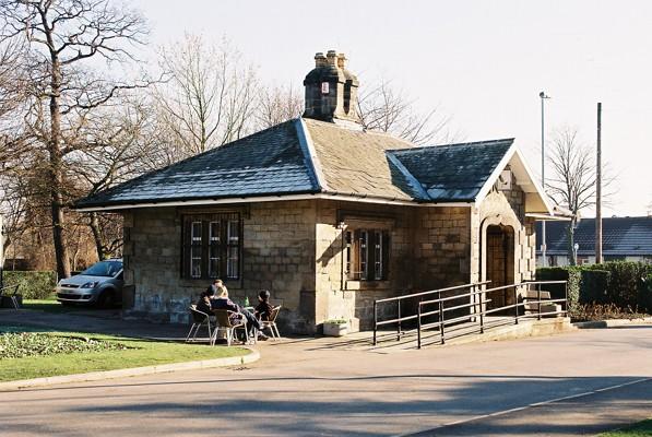 Stork Lodge cafe