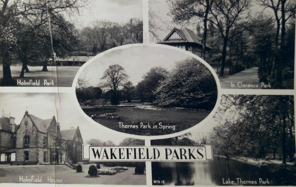 Wakefield parks